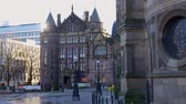 University of Edinburgh - Library - EDINBURGH, SCOTLAND - JANUARY 10, 2020