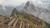 america : Timelapse video of a day on Machu Picchu
