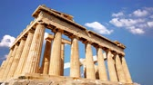 ageless : Parfenon, ancient Greek temple, located on the Acropolis of Athens.