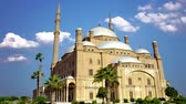 ancient egypt : The mosque of Muhammad Ali is located in Cairo, the capital of Egypt.