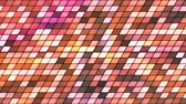 gamma : Broadcast Twinkling Slant Hi-Tech Cubes, Brown, Abstract, Loopable, 4K Stock Footage