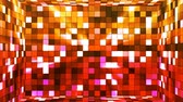 gamma : Broadcast Twinkling Hi-Tech Squares Room, Multi Color, Abstract, Loopable, 4K