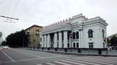 denominou : Russia. Voronezh. Timelapse footage of Voronezh state academic drama theatre named in honour A. V. Koltsov. 5 August 2013