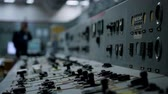 ограничение : Nuclear power station. Plant control room. VVER monitoring and control system.