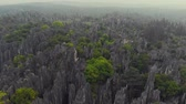 alto : Flying above the Stone Forest in Kunming, Yunnan