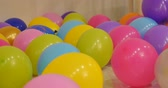 baloon : Colourful air balloons at party