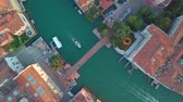 Венеция : Aerial view of Venice and its Grand canal