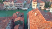 marco : Drone video - Aerial view of Venice Italy Stock Footage