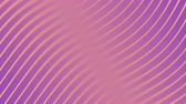 catalog : Colorful wave band surface gradient animation. Future geometric patterns motion background. 3d rendering. 4k UHD