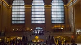 метро : NEW YORK CITY, USA -OCTOBER 12, 2014: New York City Grand Central Terminal Commuting Rush Hour Transportation
