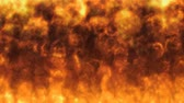 digital : fire  Stock Footage