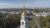 From the height of the Assumption Cathedral. 무비클립