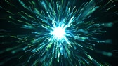 Particle Explosion, Nebula Motion Effect, Motion Blur, Space Animation, Full HD