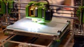 filamento : 3D printer at work