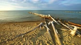 Whitefish Point, Michigan Stock Footage
