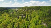 Red River Gorge Stock Footage