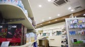 eczacı : Healthcare Products For Sale In Cosmetics And Healthcare Store in Russia.