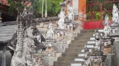 buddhist : Buddhist temple Brahma Vihara Arama with statues of the gods on Bali island, Indonesia. Balinese Temple, old hindu architecture, Bali Architecture, Ancient design. Travel concept.