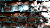 estuque : Old brick wall in a background image