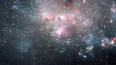 éterický : Galaxy 025: Traveling through a galaxy and star fields in space. Dostupné videozáznamy