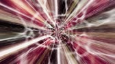 physics : Event Horizon 0104: Traveling inside a wormhole in deep space (Loop). Stock Footage