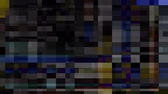 iletmek : Glitch 1011: Digital video malfunction (Video Loop).