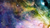 éterický : Galaxy 008: Traveling through a galaxy and star fields in deep space.