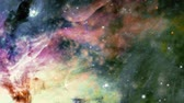 éterický : Galaxy 020: Traveling through a galaxy and star fields in deep space.