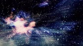 nuvens : Space 2004: Flying through star fields and gas clouds in deep space (Loop).