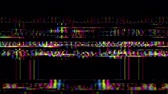 Data Glitch 026: Streaming data malfunction (Loop). Wideo
