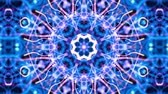 trançado : Kaleido 1015: Kaleidoscopic forms merge and pulse (Loop).