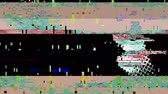 Glitch 1044: Digital noise video damage (Loop).