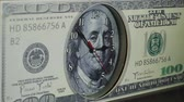 tarifas : The clock on the hundred dollar bill.