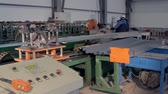 zinco : metal cutting machine and workers