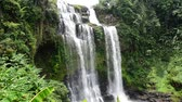 bolaven : Tad Yeang waterfall at Bolaven Plateau in Paksong Laos