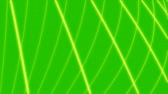 Abstract animated background - different direction moving luminous lines.
