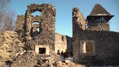 destinations : castle ruins Nevitsky