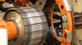 Rolling Drum Forming Reifen Maschine bei Car Tires Plant