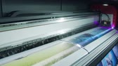 печать : Large format printer printing high quality graphics at high speed