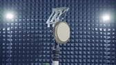 krokodyl : Testing a of a Radar in an anechoic chamber