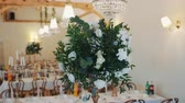 banquete : Beautiful Serving Exquisite Wedding Table at the Exquisite Banquet