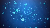 月 : Cold Snowflakes Particles