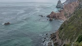Cabo da Roca (Cape Roca) forms the westernmost mainland of continental Europe. Portugal