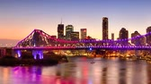 scrapper : Story Bridge in Brisbane, Queensland, Australia.