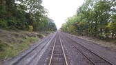 deixar : Train View.  The view from a train as it travels through New York State (hd, 25fps).
