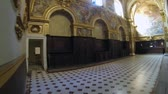 novembro : NAPLES, ITALY - CIRCA NOVEMBER 2013: Church of San Paolo Maggiore
