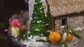 gratulace : decorative home for the Christmas holiday