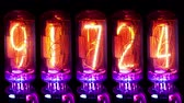 five number light tubes