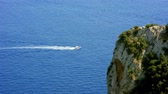 マリーナ : Sea view from the island of Capri Italy