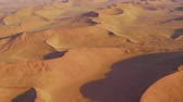 namib desert : Sossusvlei scenic flight on desert in the Namib Naukluft National Park, Namibia.